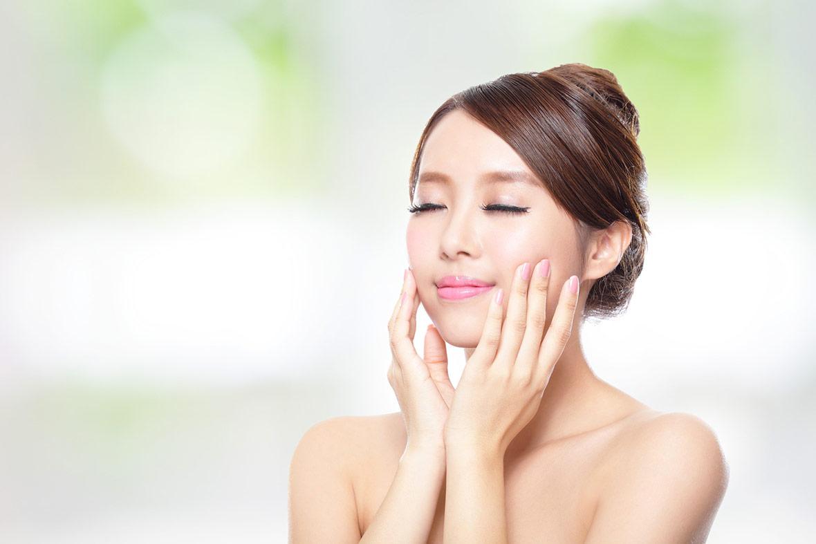 Asian girl spa — pic 4